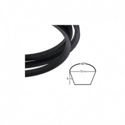 Correia de máquina de lavar roupa Ariston padrão Candy Merloni L-497 3