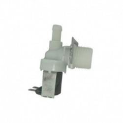 Válvula de solenoide de máquina de lavar roupa padrão ELBI 1 VIA S / 180º 24V