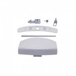 Feche a porta máquina de lavar roupa AEG L6482 4055087003