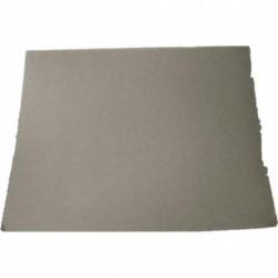 Ondas de proteção de placa de papel mica forno microondas padrão 0, 4x400x500mm