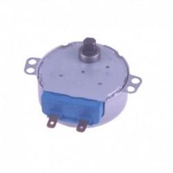 Filé de 2,5/3 rpm 2 Giraplatos microondas eixo motor padrão 10 mm
