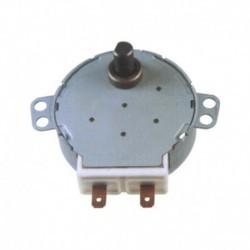 Motor giraplato microondas padrão 14 mm do eixo 5/6 rpm 1 chanfro