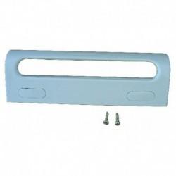 Lidar com geladeira porta padrão branco-II