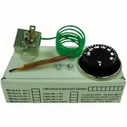 Forno de termóstato regulável kit padrão 0 - 320 ° C