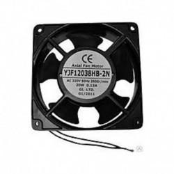 Refrigerador de motor ventilador 120x120x38mm padrão