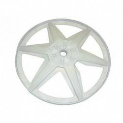 Máquina de lavar roupa tambor polia Otsein VHD9124D37 41024466