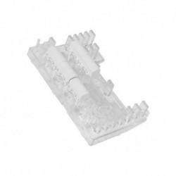 Conjunto de teclas secadora Electrolux EDC5366 1123427005
