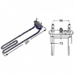 Buraco de 230V máquina de lavar louça Balay 1900W resistência termostato