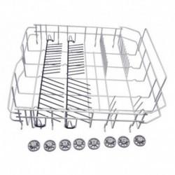 Máquina de lavar louça cremalheira inferior Fagor LV0860100