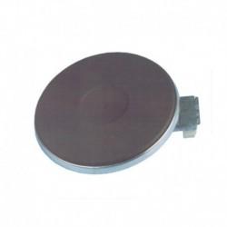 Resistência blindada placa cozinha padrão 1500W 220V diâmetro 190mm