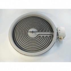 Resistência placa fogão Teka 1800W 230V 180 mm diâmetro 1058111004
