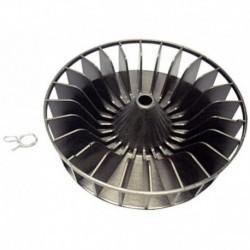 Motor de turbina kit secador Indesit ADE79CXFR C00226347