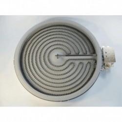 Resistência placa fogão Teka 2300W 230V 210 mm diâmetro 1051111004