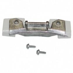 Dobradiça da porta secador Balay SV826 SV832 SV836 096207