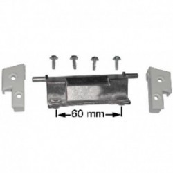 Dobradiça da porta secador Balay M35 SE8 16 A01 173385