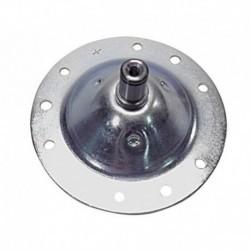 Eixo completo cilindro secador Electrolux EDC5366 1250232061