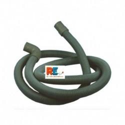 Arruela de tubo dreno padrão 90 / 180 ° 22 x 22 x 2000mm