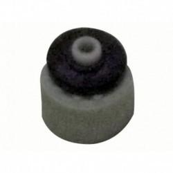 Reduzindo a válvula de solenoide preto padrão 3 litros/minuto