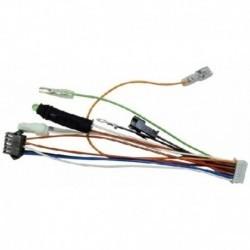Baterias de aquecedor digital Junkers MINIMAXX 8704401253 de fiação
