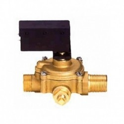 Caldeira de manómetro de pressão de fluxo padrão HE049000245