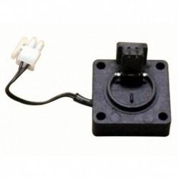 Válvula de fluxo da caldeira Ariston sanitária MFFI 995948