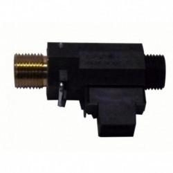"""Caldeira de fluxo da válvula Ariston BITRON 1/2 """"m-m 65100296"""