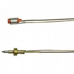 Par termoeléctrico cabeça aquecedor lisa padrão 1250682K 600