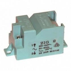 Transformador de aquecimento Ariston Indesit 573023
