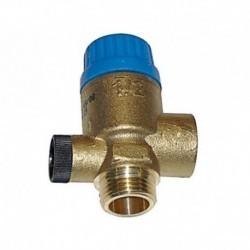 Válvula de segurança de caldeiras Baxi SX9950610