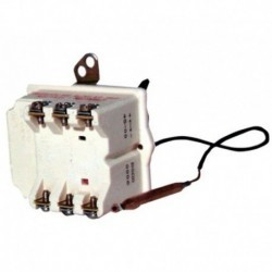 Termóstato regulável aquecedor Ariston 370 921001 BSD