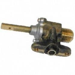 Eixo de cozinha teca de torneira de gás 6 mm 99210402