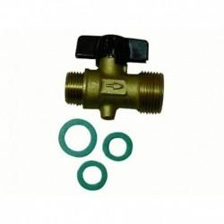 Chave de torneira cheio de retenção da caldeira Ferroli 39817490