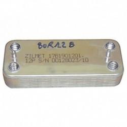 Caldeira de trocador de placa Beretta 150mm KOMPAC24CSI 8037