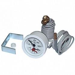 Thermohygrometer caldeira Ferroli 0-6 Bar 0 - 120 ° C 39802620