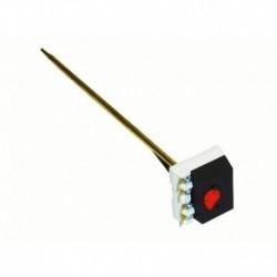Termostato haste Thermo AEG Electrolux Zanussi Corbero 6x270mm bipolar 20A 250V
