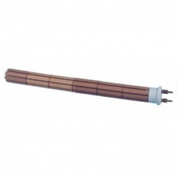 Resistência térmica cerâmica padrão 10P 29x520mm 2000W