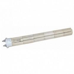 220V.diametro de resistência cerâmica padrão 1500W Thermo 38 x 320 mm