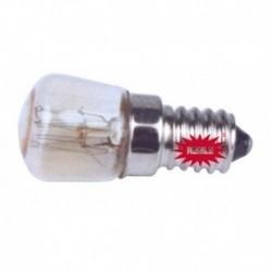 Lâmpada 15W 240V E-14 máxima de 300 ° C padrão microondas