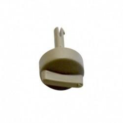 Botão do termóstato do frigorífico. MOD. ROMAN F57, PRIMAVERA F85 185 ENSOLARADO. EDESSA