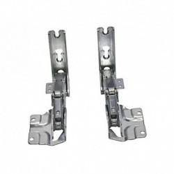 Dobradiça de porta da geladeira Bosch KIV32441FF02 492680