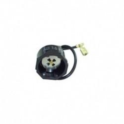 Geladeira compressor de segurança térmica padrão 220V 1/8hp