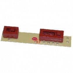 Capa de interruptor exaustor Teka 110mm XT89 40456074