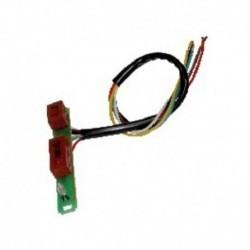 Capa de capuz interruptor Teka 125mm