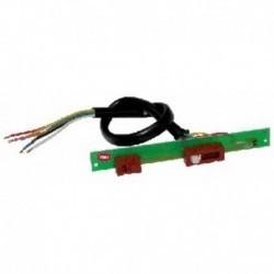 Capa de interruptor exaustor Teka 175mm 60904909
