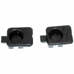 Interruptor de capô capuz Teka marrom 2 unidades C601 C901