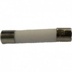 Fusível microondas padrão 6,3 x 32 mm diâmetro 6,3 ampères