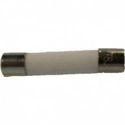 Fusível microondas padrão 6,3 x 32 mm diâmetro 12,5 ampères