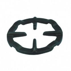 Grelha auxiliar fogo bancada padrão de diâmetro 110 mm