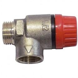 Válvulas de segurança de caldeira